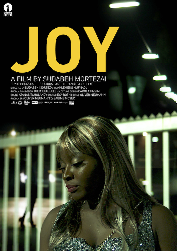 The poster for 'Joy'