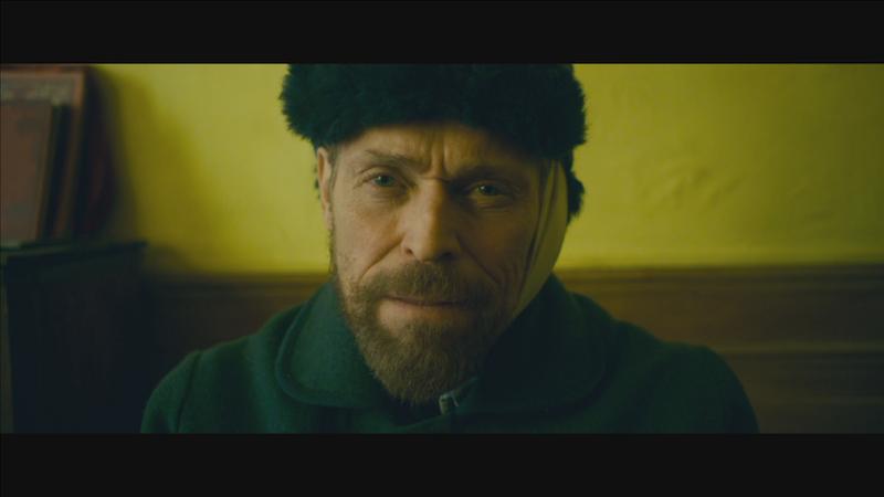 Willem Dafoe in Julian Schnabel's 'At Eternity's Gate'