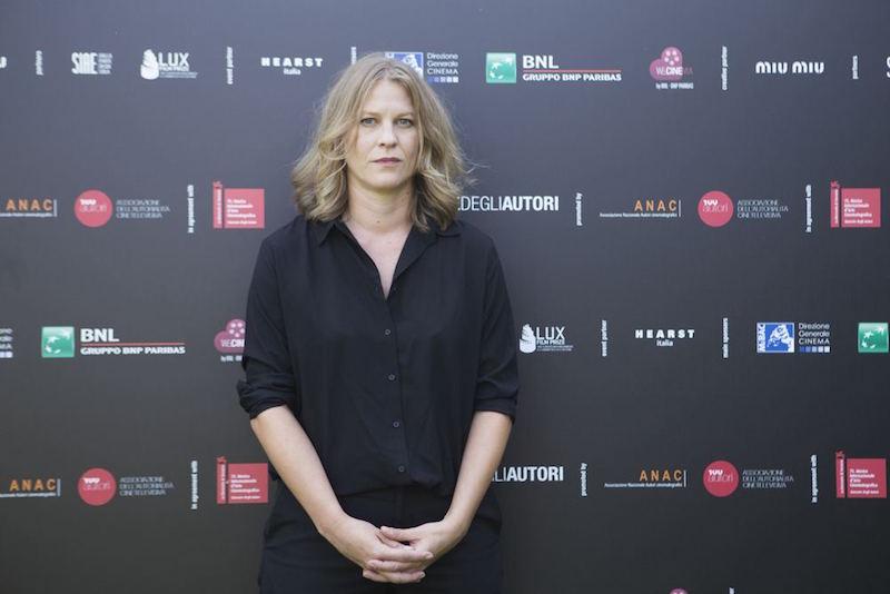 Filmmaker Claire Burger