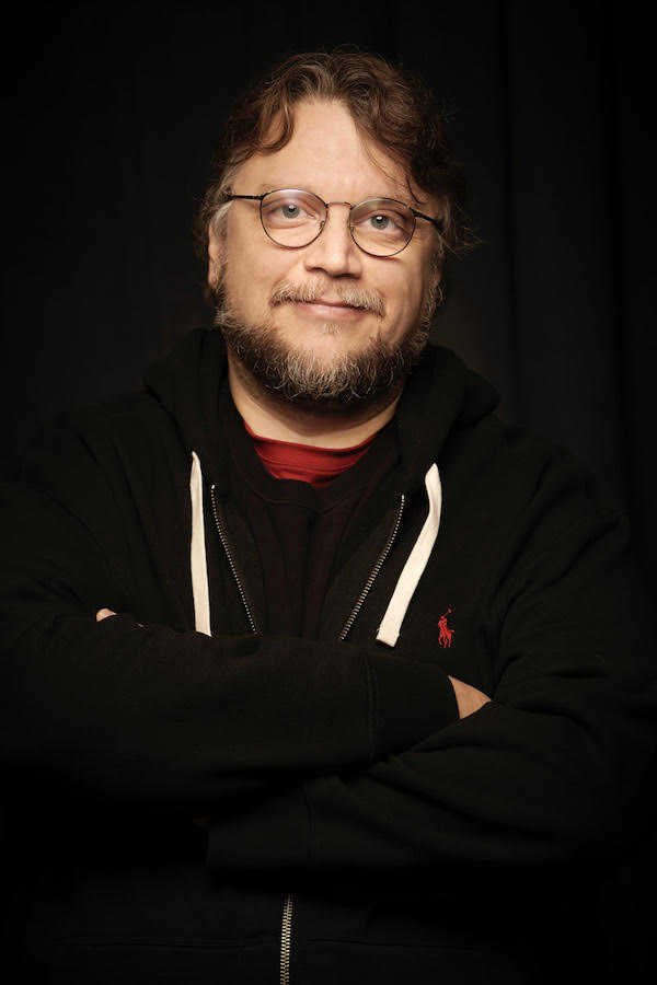Guillermo Del Toro, courtesy of the Marrakech International Film Festival