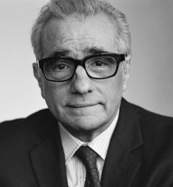 Martin Scorsese, photo courtesy of the Marrakech International Film Festival