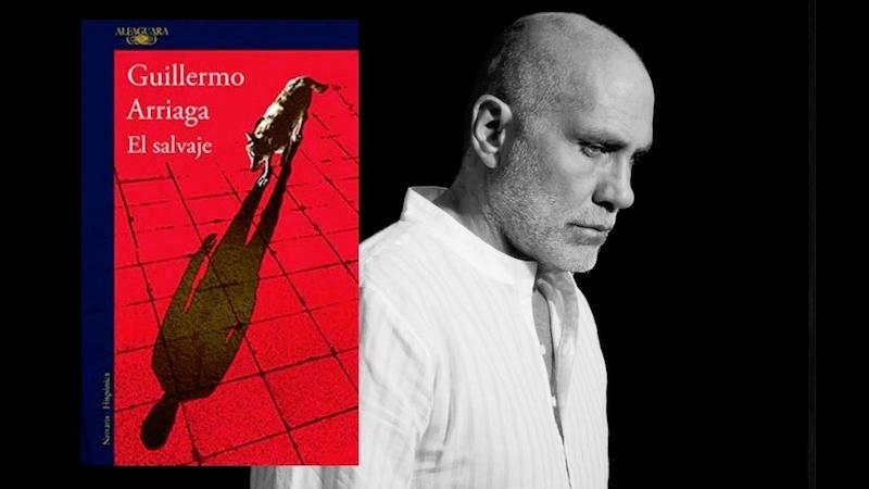 'El Salvaje' is Guillermo Arriaga's latest book project