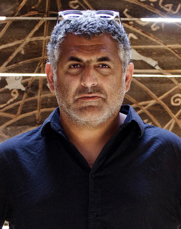 Mani Haghighi photographed by Abbas Kosari