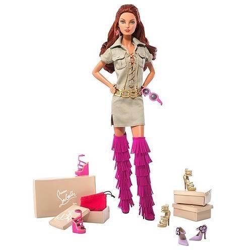 Christian Louboutin Barbie
