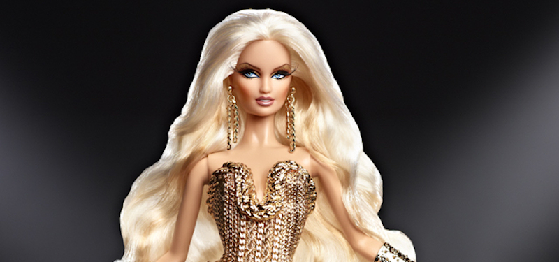 Some call her transgender Barbie, some Drag Queen Barbie