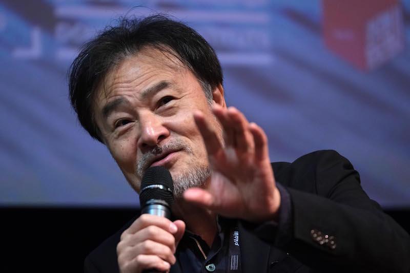 Kiyoshi Kurosawa photo by Getty Images courtesy of DFI