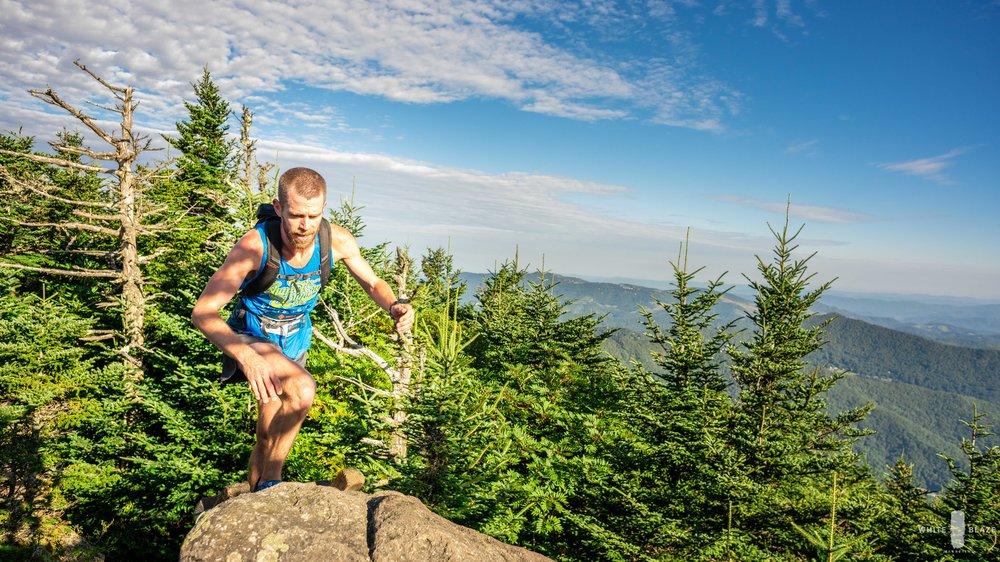 Grandfather Mountain Running