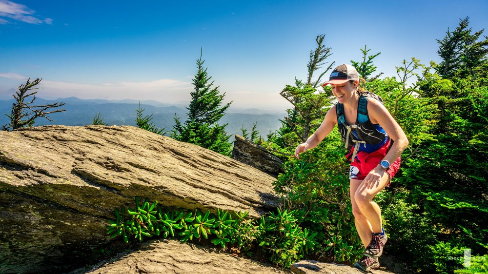 Trail Running Grandfather Mountain