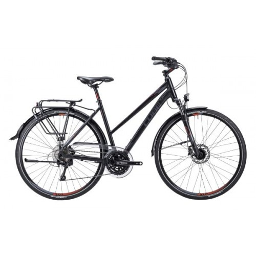 Hybrid bike hire - THe best of both from €5/hour