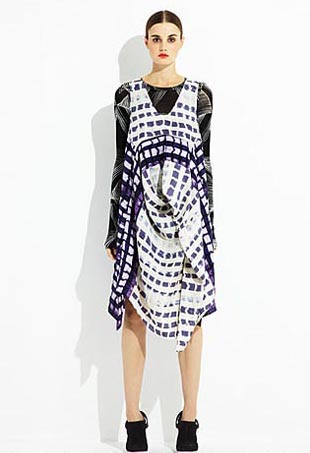BCBG Max Azria Resort 2011