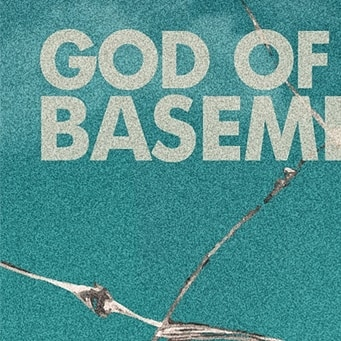 """GOD OF THE BASEMENT""  ALBUM AVAILABLE NOW on #spotify #itunes #googleplay #deezer  _____________  #streaming #music #newalbum #newmusic #artwork #graphicdesign #photography #mirror #broken #crack #stripes #aquagreen #watergreen #noise #visual #visualart #godofthebasement #stripes #firenze #florence #cd #album #release #listen #alternativerock #rock  Inspired by Simon Kerola"