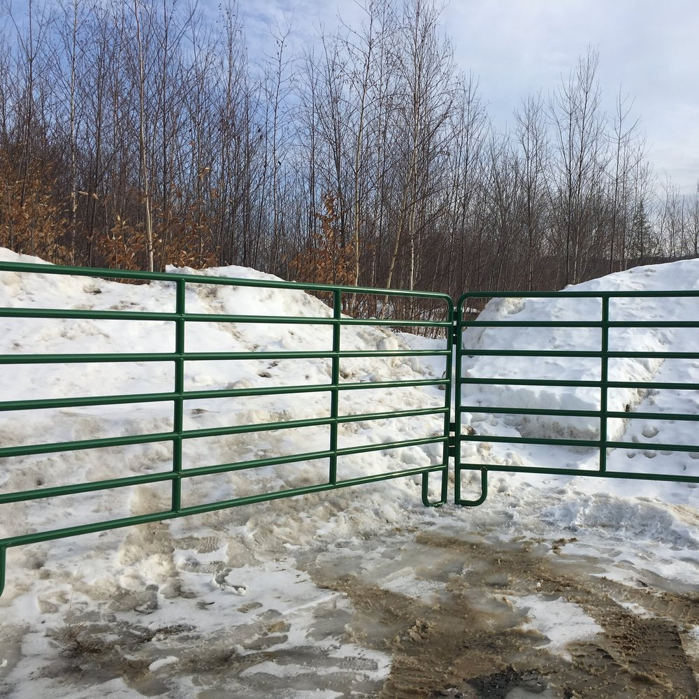 Agricultural Gates -