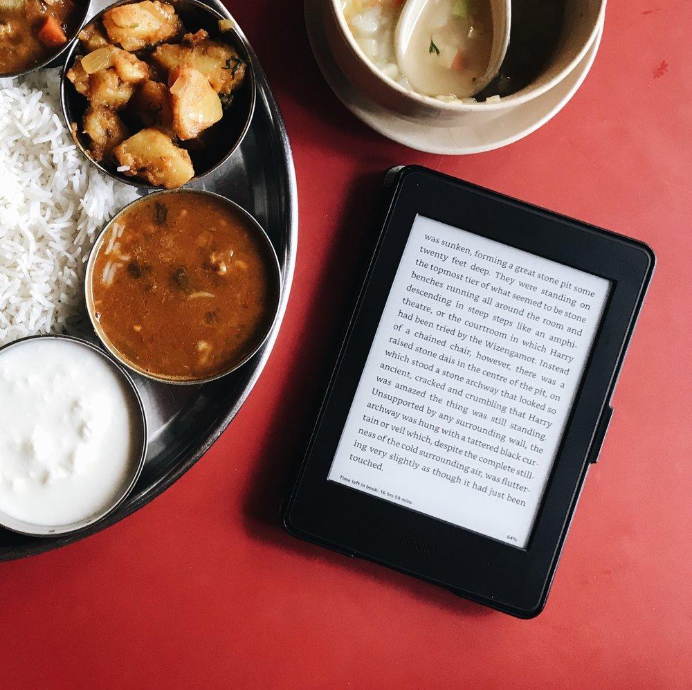 5. Kindle - the ultimate travel companion