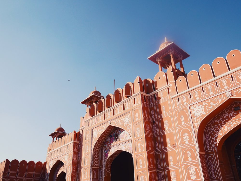 One of the 6 Old City Gates