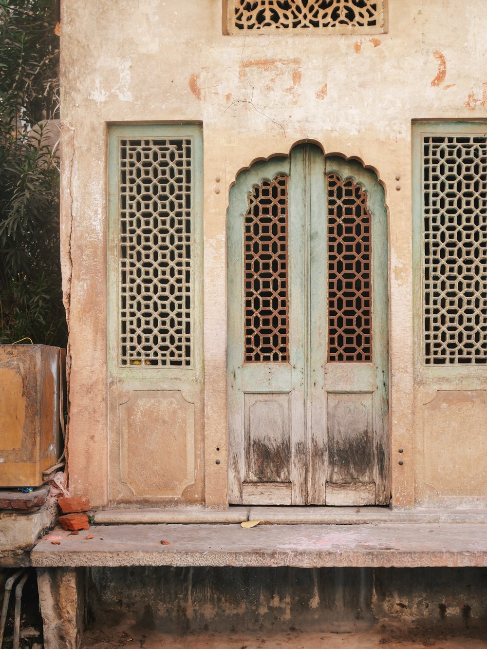 Just a beautiful doorway, Old City
