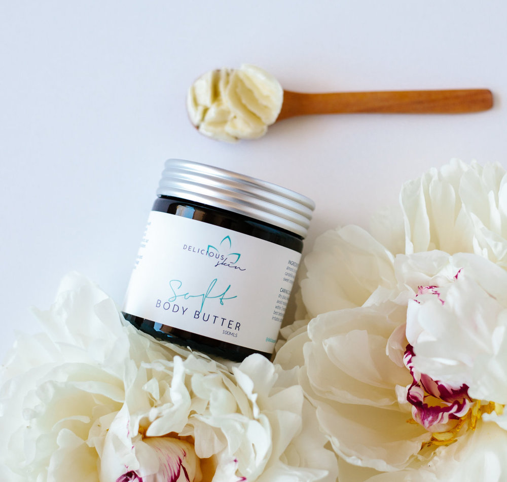 Delicious Skin Body Butter