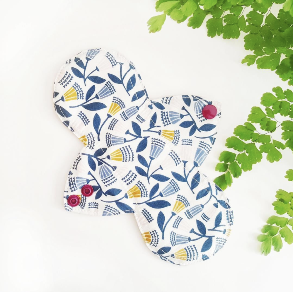 Reusable Vegan Cloth Pads