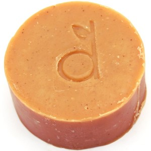Tangerine-Scented Shampoo Bar