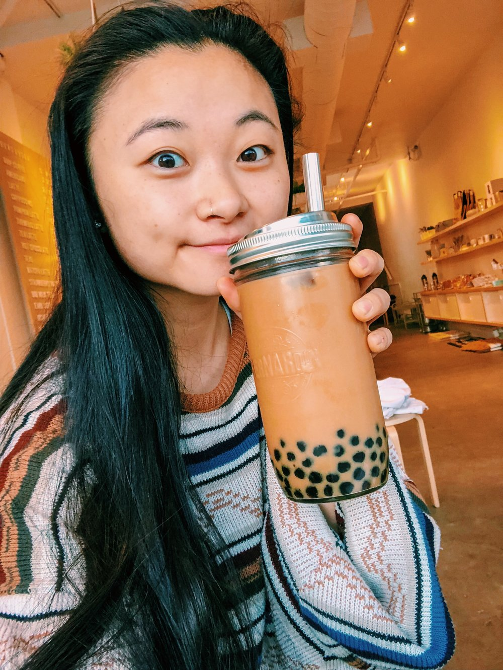 BUNS AND BOBA   IS LIT. THAT IS ALL I HAVE TO SAY.