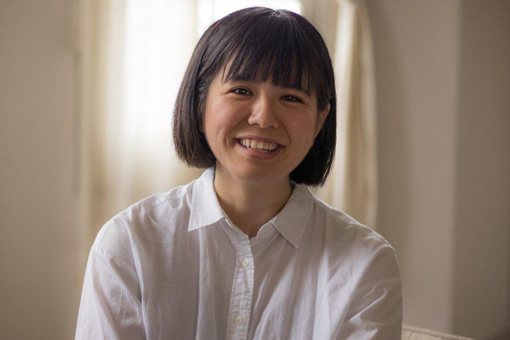 Yurika Gima. Photograph by Tetsuya Katayama