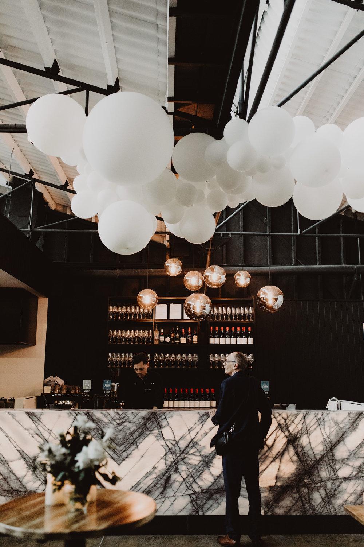 A bespoke, blank canvas wedding venue -
