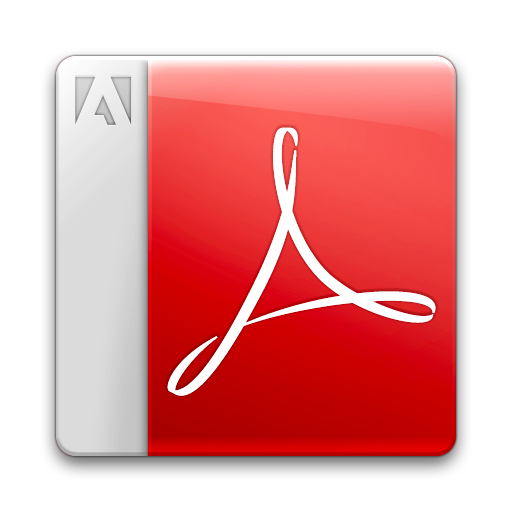 Adobe Acrobat Required to read this file, available from http://www.adobe.com