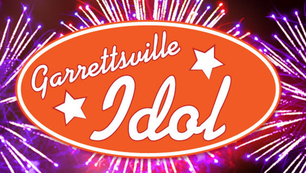 Garrettsville IdolWho Will Win? - Join us on June 24 as over a dozen Idol hopefuls compete in the area's original singing competition. Three lucky winners will walk away with a combined $2,000 in prize money!Register for Idol Auditions