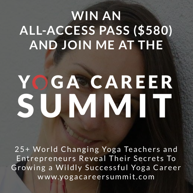The Art of Private Sessions - Among other World Changing Yoga teachers, Irina B was invited to talk about 'The Art of Private Sessions' at the conference Yoga Career Summit.Irina will be in Europe in Summer/Autumn 2018 and will be giving workshops for Yoga Teachers on 'The Art of Private Sessions', a holistic approach of holding a transformational space for 1-1 Yoga students or small group class.Ask for more info: yoga.irina@yahoo.com