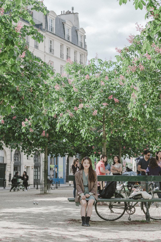 Le Petit Loup - Paris Green on May, Paris