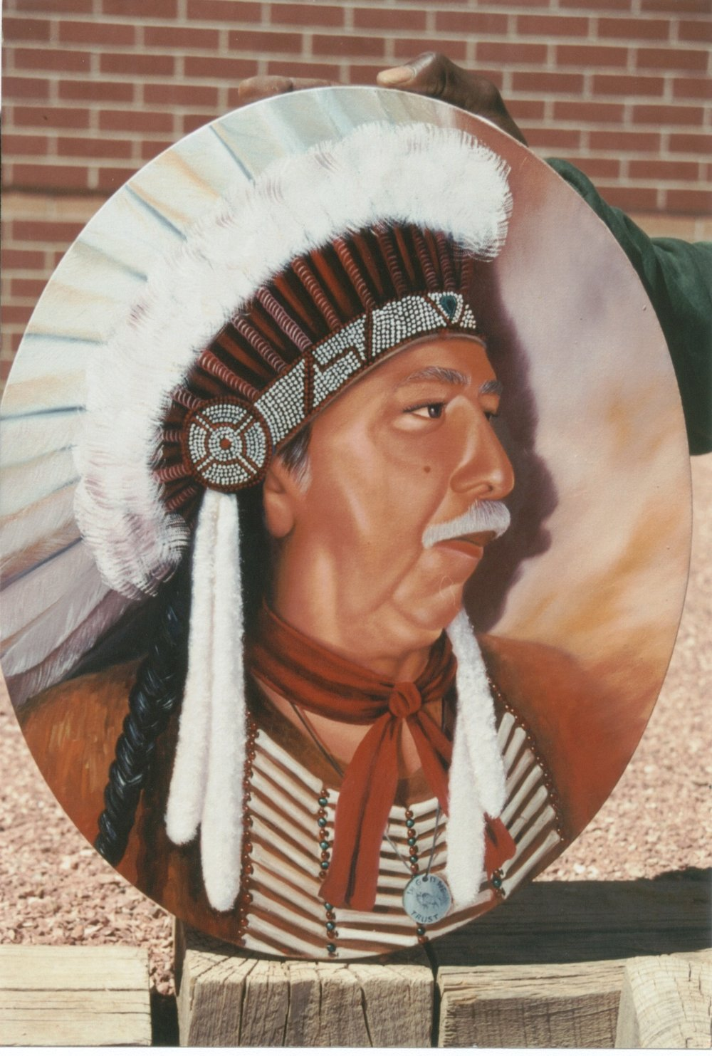 Chief Leonard Peltier