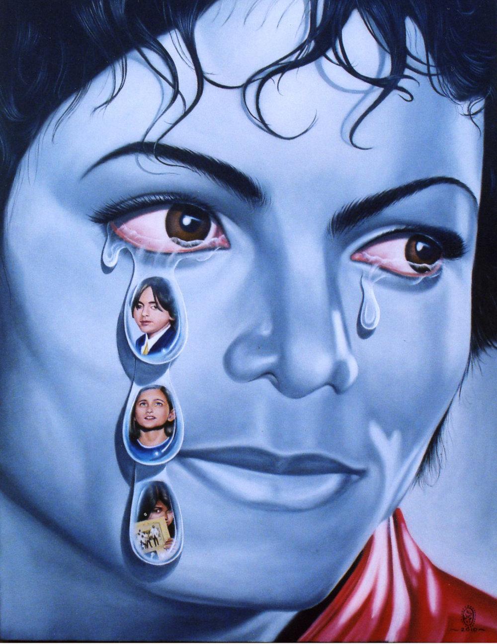 Michael Jackson Tears