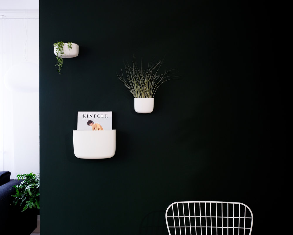 The green corner -