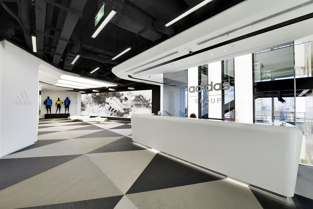 ADIDAS - Shanghai Headquarters
