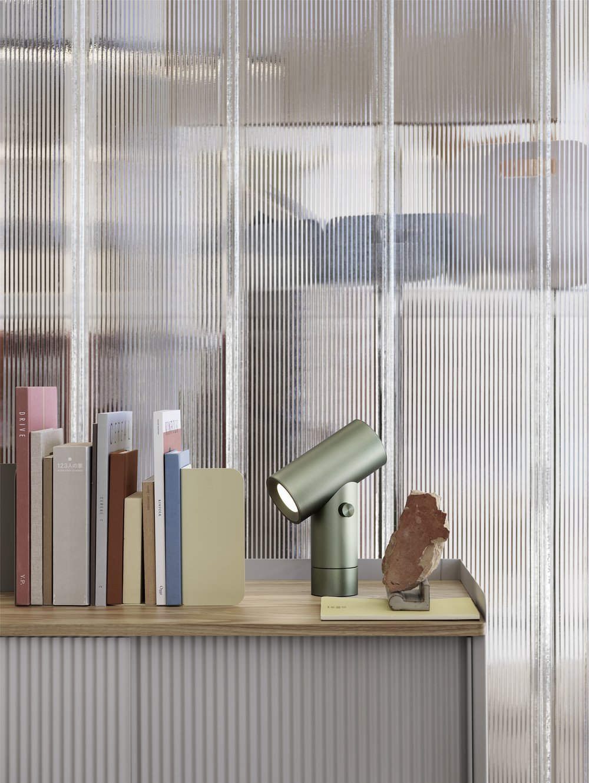 Beam table lamp & Enfold Muuto, interiors home furniture, scandinavian design.jpg