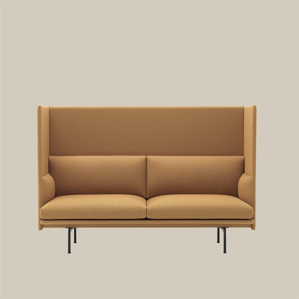 Outline high back 2 seater, Muuto sofa, modern furniture, scandinavian design, interiors .jpg