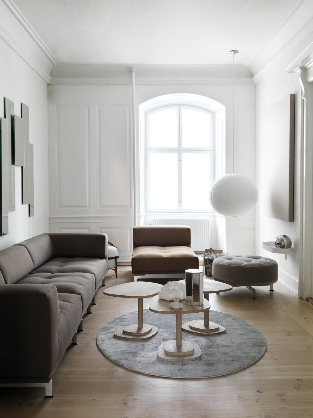 Erik Jørgensen showrrom copenhagen, interiors, scandinavian design, living room, modern furniture 13.jpg