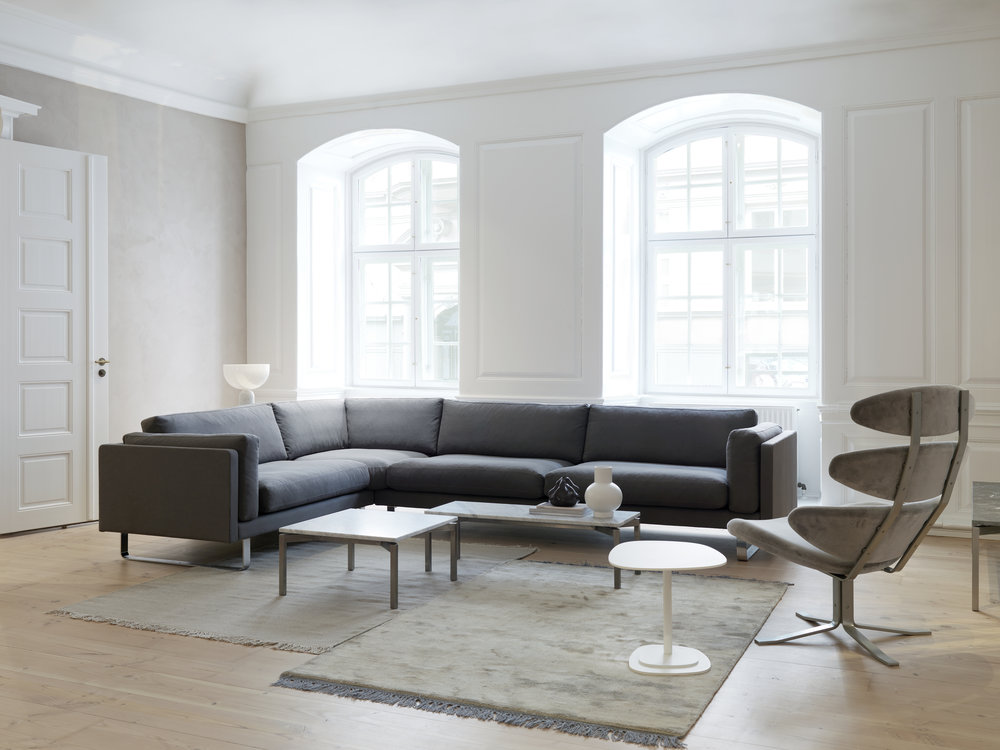 Erik Jørgensen showrrom copenhagen, interiors, scandinavian design, living room, modern furniture 7.jpg