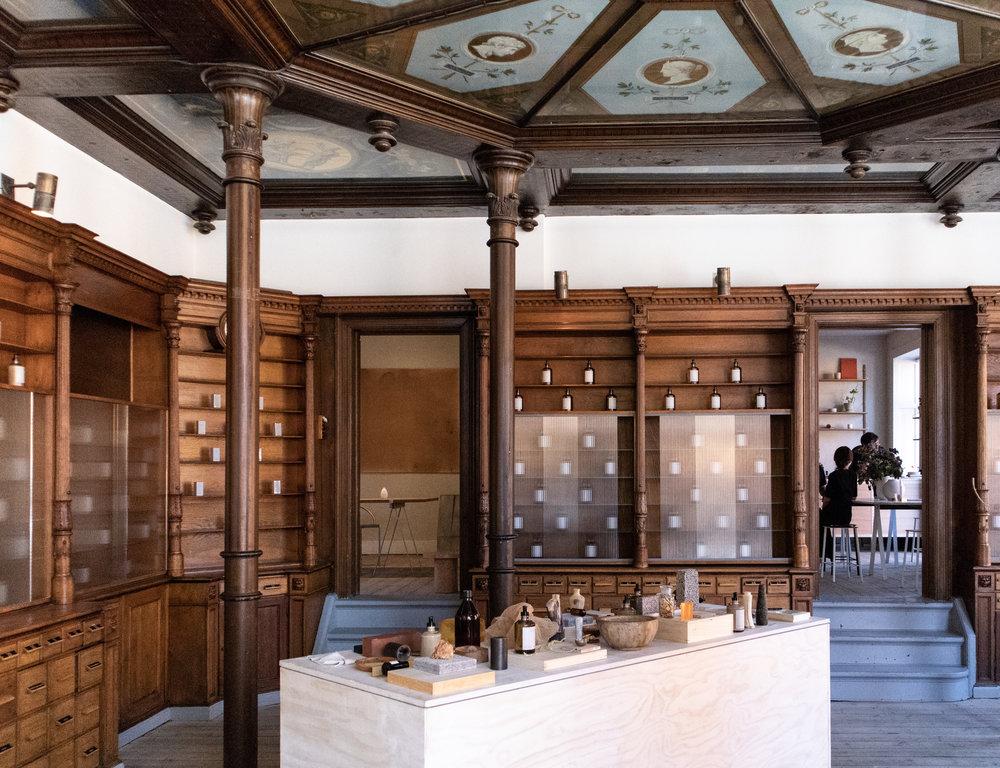 frama apothecary copenhagen store, interiors, scandinavian design 4.jpg