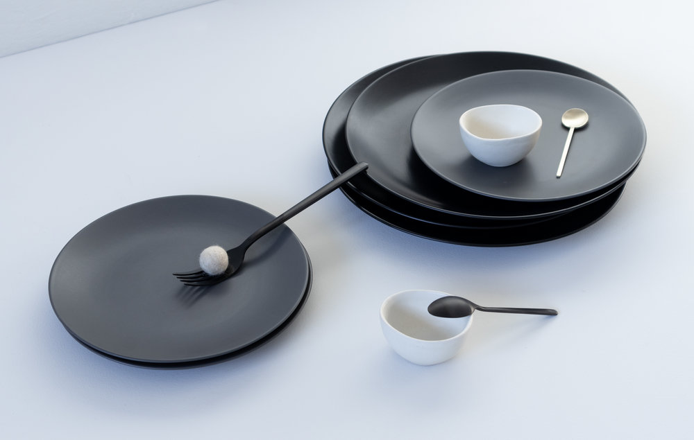 black dinnerware and cutlery, flatlay 1.jpg