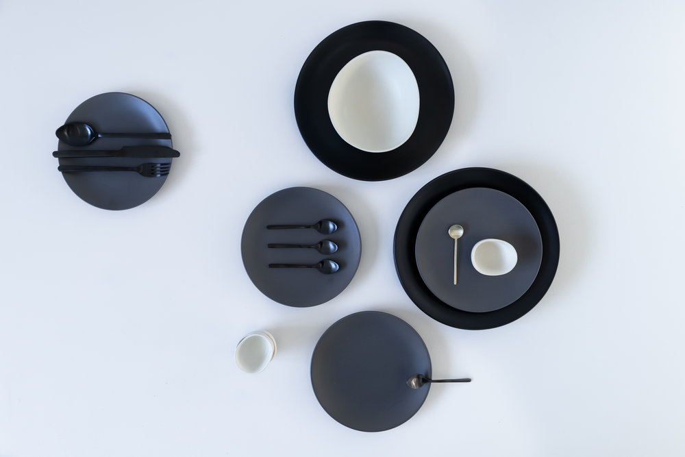 black dinnerware and cutlery, flatlay 3.jpg