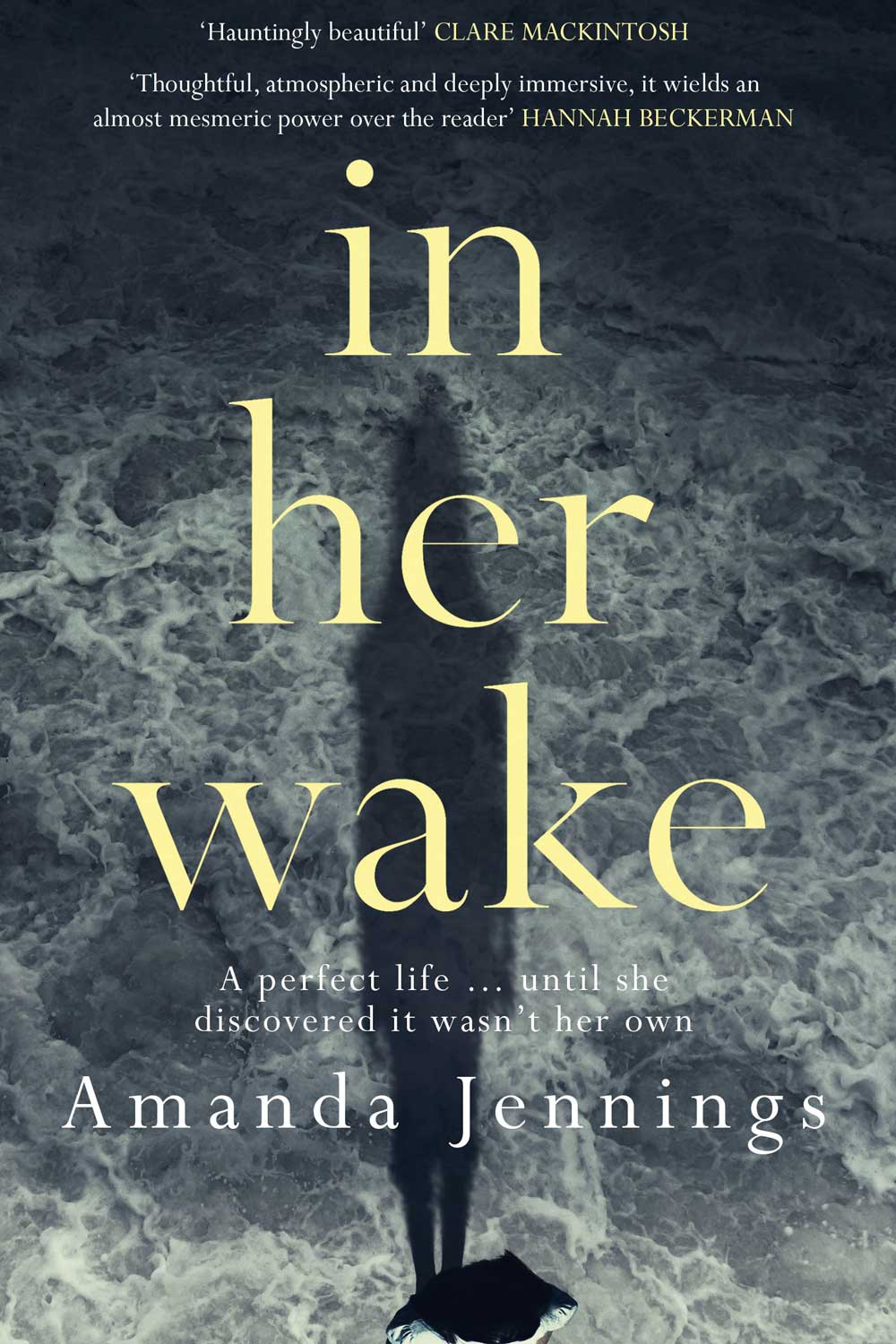 In Her Wake by Amanda Jennings