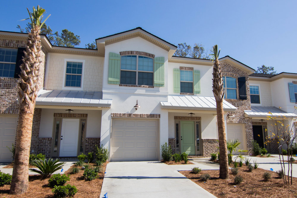 Mariners Landing - 3 bedroom townhouses by Gascoigne Park