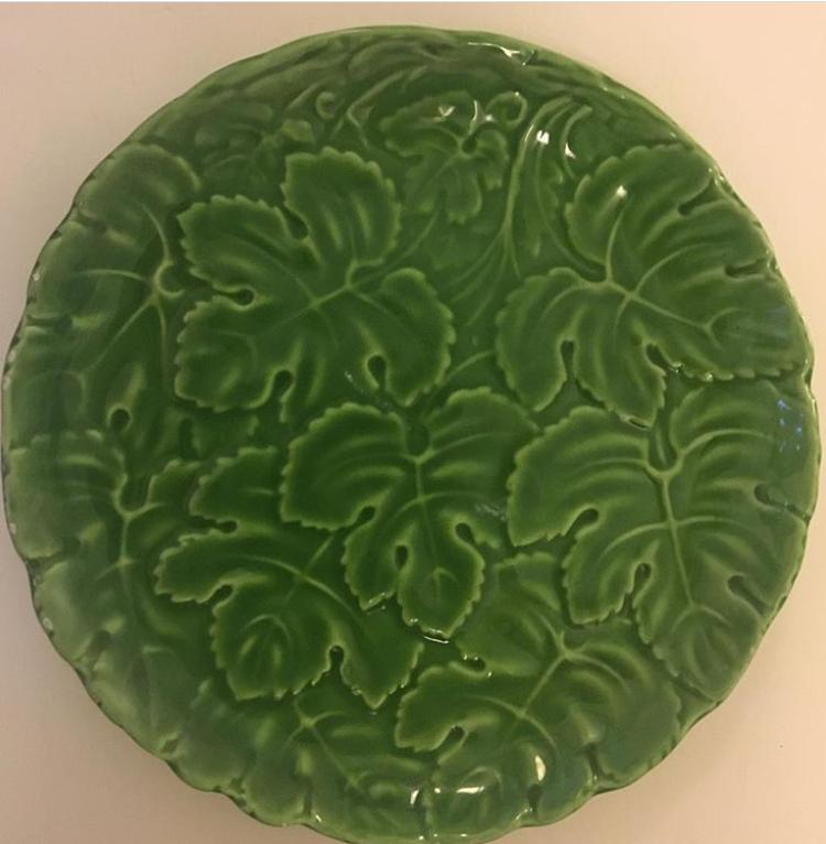 Found plate