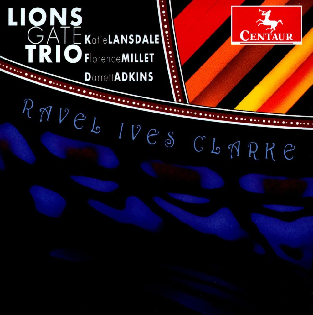 Ravel Ives Clarke