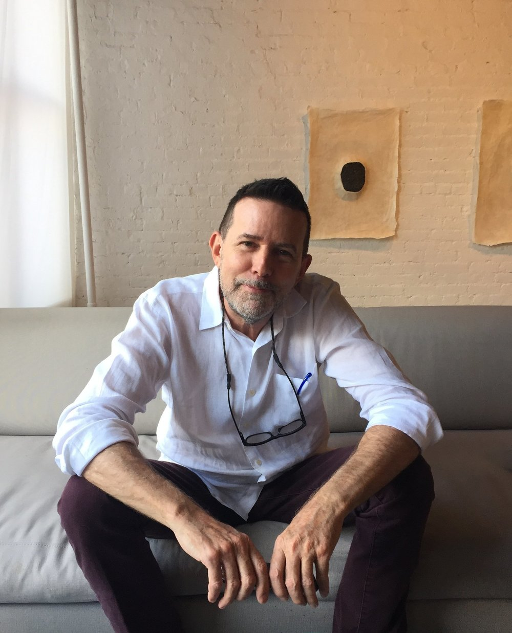 John Guthrie - John earned a BS in aerospace engineering from the University of Cincinnati and a BFA in painting from the Massachusetts College of Art. His work has been exhibited at the Boston University Art Gallery, Circuit 12 Contemporary in Dallas, and Kate Werbel Gallery in NYC, and was recently acquired by the Addison Gallery of American Art. In 2016 he opened gallery VERY in Boston's South End.
