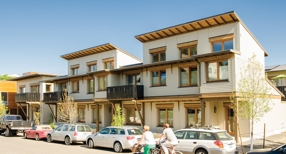 Ankeny Row Cohousing -