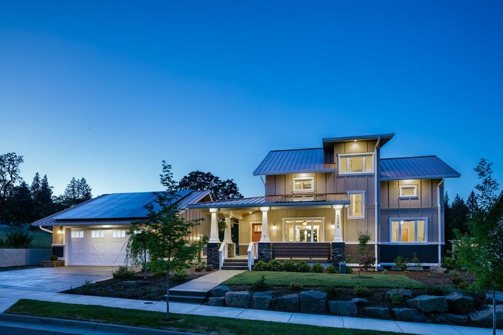Christianson Passive House -