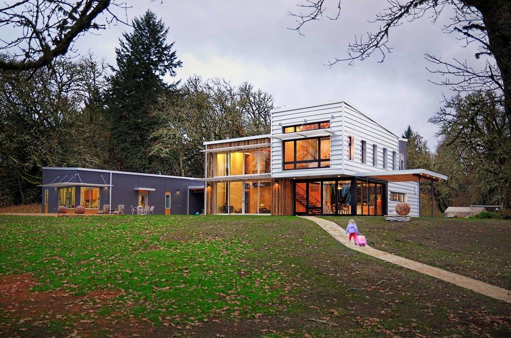 Fern Ridge Lake House -