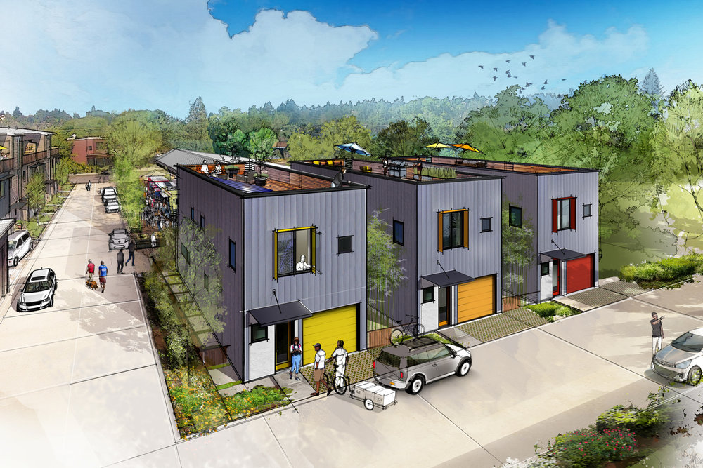 Skyview Houses -