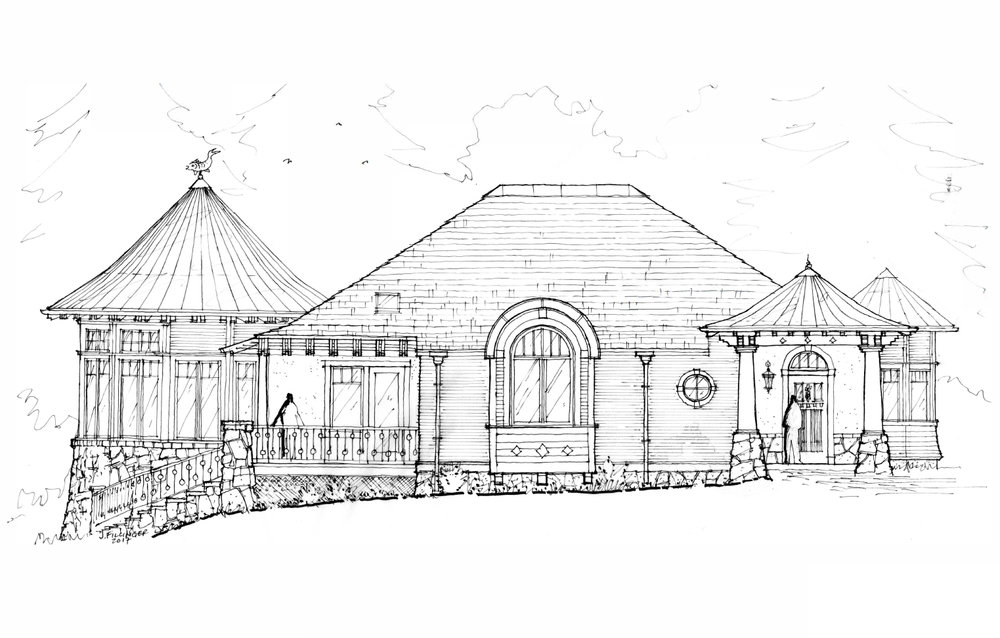 Timbercrest House No.2 -